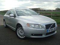 2008 VOLVO S80 2.4 D SE 4d AUTO 161 BHP FACELIFT £2995.00