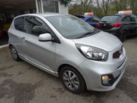 USED 2015 15 KIA PICANTO 1.0 VR7 3d 68 BHP Full Kia Service History, One Previous Owner, Minimum 6 months MOT, Excellent fuel economy! ZERO Road Tax! Low Insurance Group! Balance of Kia Warranty until 2022