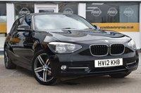 2012 BMW 1 SERIES 1.6 116I SPORT 5d 135 BHP £8999.00