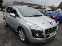 USED 2010 10 PEUGEOT 3008 1.6 SPORT HDI 5DR FULL SERVICE HISTORY