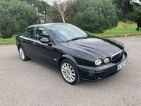 USED 2007 07 JAGUAR X-TYPE 2.0 S D 4d 130 BHP EXCELLENT VALUE FOR MONEY AND SUPER TO DRIVE TAKEN IN P/X BY US AND READY TO GO WITH A GOOD MOT AND SERVICE HISTORY