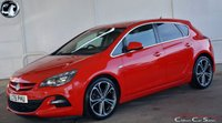 2015 VAUXHALL ASTRA 2.0CDTi TECH-LINE GT 5 DOOR 6-SPEED 165 BHP £7990.00