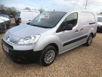 USED 2014 64 CITROEN BERLINGO 1.6 750 LX L2 HDI 1d 89 BHP 34000 MILES F.S.H * 3 SEATS * LWB * ONE OWNER FROM NEW