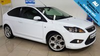 USED 2010 10 FORD FOCUS 1.8 ZETEC S S/S 3d 124 BHP