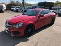 USED 2014 64 MERCEDES-BENZ E-CLASS E250 CDI AMG LINE AUTO 201BHP *FULL HISTORY. GLOSS BLACK ALLOY WHEELS*