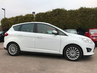 USED 2015 15 FORD C-MAX 2.0 TDCI TITANIUM 5d 140 BHP.. ONE PRIVATE OWNER WITH SERVICE HISTORY NO DEPOSIT  PCP/HP FINANCE ARRANGED, APPLY HERE NOW