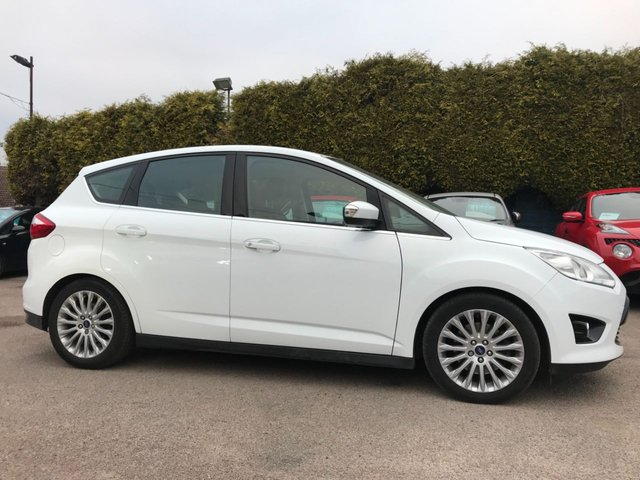15 ford c max