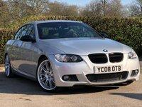 2008 BMW 3 SERIES 3.0 325I M SPORT 2d AUTO 215 BHP £8500.00