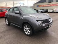 USED 2013 13 NISSAN JUKE 1.6 ACENTA 5d 117 BHP GOT A POOR CREDIT HISTORY * DON'T WORRY * WE CAN HELP * APPLY NOW *