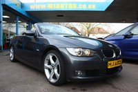 2009 BMW 3 SERIES 2.0 320I SE 2dr 168 BHP CONVERTIBLE £5795.00