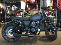 2019 MUTT SABBATH 250 NEW MODEL £4250.00
