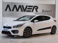 USED 2014 14 KIA CEED 1.6 PRO CEED GT TECH 3d 201 BHP