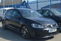 2014 VOLKSWAGEN GOLF 2.0 GTD DSG 5d AUTO 182 BHP £12495.00