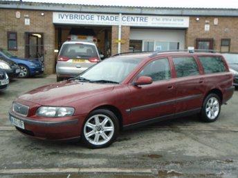 2003 VOLVO V70 2.4 S 5d 140 BHP £995.00