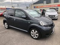 USED 2011 61 TOYOTA AYGO 1.0 VVT-I GO 5d 67 BHP GOT A POOR CREDIT HISTORY * DON'T WORRY * WE CAN HELP * APPLY NOW *