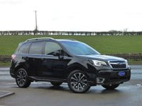 USED 2018 68 SUBARU FORESTER 2.0 I XT 5d AUTO 237 BHP EX DEMO, BIG SAVINGS, IMMACULATE