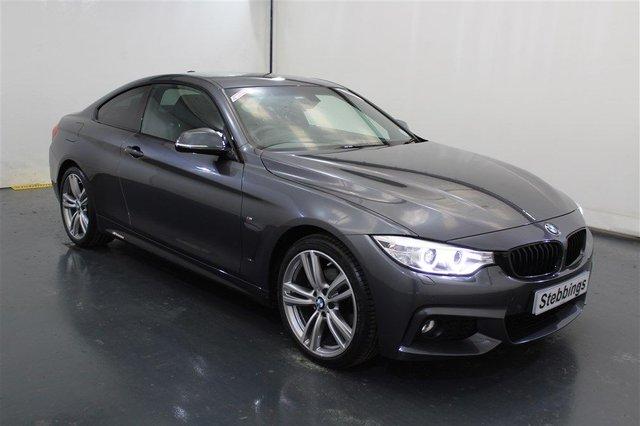 2019 BMW 4 SERIES BMW 420D XDRIVE M SPORT AUTO