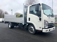 USED 2019 ISUZU TRUCKS GRAFTER New Generation N35.125T Alloy 4.5m Alloy Dropside & Tail-Lift
