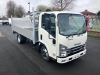 2019 ISUZU TRUCKS GRAFTER New Generation N35.125T Alloy 4.5m Alloy Dropside & Tail-Lift £23495.00