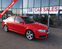USED 2006 56 AUDI A4 2.0 T QUATTRO S LINE SPECIAL EDITION 4d 217 BHP NO DEPOSIT AVAILABLE, DRIVE AWAY TODAY!!
