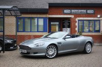 USED 2008 58 ASTON MARTIN DB9 5.9 V12 VOLANTE 2d AUTO 451 BHP Full Aston Service History!