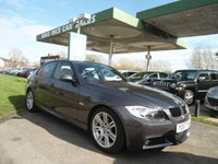 USED 2007 57 BMW 3 SERIES 2.0 320I M SPORT 4d 148 BHP 8 SERVICE STAMPS