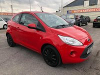 USED 2013 13 FORD KA 1.2 EDGE 3d 69 BHP GOT A POOR CREDIT HISTORY * DON'T WORRY * WE CAN HELP * APPLY NOW *