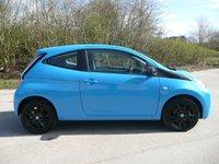 2015 TOYOTA AYGO 1.0 VVT-I X-CITE 2 3d 69 BHP £5995.00