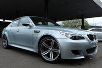 2006 BMW M5 5.0 M5 4d AUTO 501 BHP £17990.00