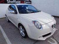 USED 2016 16 ALFA ROMEO MITO 1.2 JTDM-2 DISTINCTIVE 3d 85 BHP INTEREST FREE FINANCE AVAILABLE AIR CON  CLIMATE  CRUISE  PARKING SENSORS
