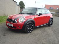 2010 MINI HATCH ONE 1.4 ONE 3d 94 BHP £4450.00
