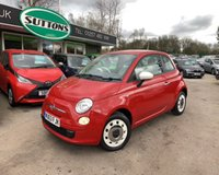 2013 FIAT 500 1.2 COLOUR THERAPY 3d 69 BHP £5489.00
