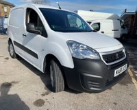 USED 2016 66 PEUGEOT PARTNER 1.6 BLUE HDI PROFESSIONAL L1 1d 100 BHP IMMACULATE INSIDE AND OUT