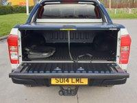 USED 2014 14 ISUZU D-MAX 2.5 TD BLADE DCB 1d AUTO 164 BHP