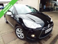 USED 2013 62 CITROEN DS3 1.6 E-HDI DSTYLE 3d 90 BHP