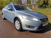 USED 2008 58 FORD MONDEO 2.0 EDGE TDCI 5d 140 BHP **SMOOTH DRIVE**GREAT CONDITION**FULL HISTORY**