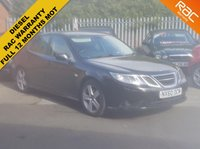 USED 2010 60 SAAB 9-3 1.9 TURBO EDITION TID 4d 150 BHP