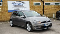 USED 2014 64 VOLKSWAGEN GOLF 2.0 GT TDI BLUEMOTION TECHNOLOGY DSG 5d AUTO 148 BHP
