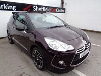 2014 CITROEN DS3 1.6 E-HDI AIRDREAM DSTYLE PLUS 3d 90 BHP £6475.00