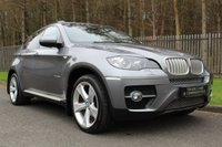 USED 2009 59 BMW X6 3.0 XDRIVE35D 4d AUTO 282 BHP A LOW MILEAGE CAR WITH GOOD SPECIFICATION AND SERVICE HISTORY!!!