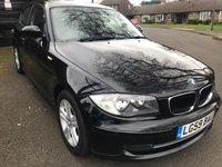 2009 BMW 1 SERIES 2.0 116I SE 3d AUTO 121 BHP £3995.00