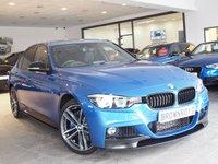 USED 2017 67 BMW 3 SERIES 3.0 335D XDRIVE M SPORT SHADOW EDITION 4d AUTO 308 BHP M PERFORMANCE STYLING+BIG SPEC