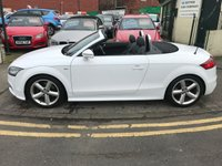 USED 2009 11 AUDI TT Roadster 1.8 T FSI S-LINE ROADSTER/CONVERTIBLE