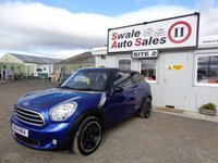 USED 2014 14 MINI COOPER 2.0 COOPER D 3 DOOR AUTO 112 BHP £50 PER WEEK, NO DEPOSIT - SEE FINANCE LINK