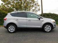 USED 2011 11 FORD KUGA 2.0 TDCi Titanium 4x4 5dr Fantastic Diesel 4X4 With S/H