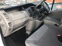 USED 2012 VAUXHALL VIVARO 2.0 2900 CDTI ECOFLEX LWB 1d 113 BHP