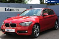 USED 2011 61 BMW 116i SPORT 1.6 5d 135 BHP Sport Seats, Electric Lumbar Support, Cruise Control, Parking Sensors, Climate Control, Bluetooth..........