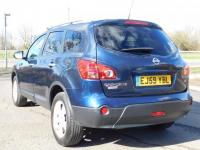 USED 2009 59 NISSAN QASHQAI+2 1.5 dCi N-TEC 2WD 5dr Fantastic X Over Diesel & S/H