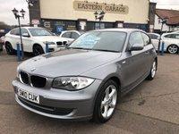 USED 2010 10 BMW 1 SERIES 2.0 116I SPORT 3d 121 BHP