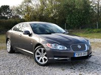 USED 2010 59 JAGUAR XF 3.0 LUXURY V6 4d AUTO 238 BHP